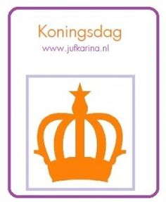 nl pages sub 71731 Koning_en_koninginnedag. Kings Day, Holland, Preschool, Classroom, Teaching, Projects, Gym, Seeds, The Nederlands
