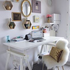 Decore o seu home office!