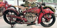 Indian scout 1936
