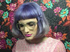 Lillac haircolor  Backstage shooting #edenico www.edensalon.it