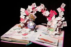 Last Chance to See Pop-up Book Exhibit : NewsCenter