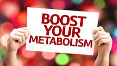 Ways to Boost Metabolism - Lose Weight Fast With These Insider Metabolism Boost Secrets Lose Weight In A Week, Losing Weight Tips, How To Lose Weight Fast, Weight Loss For Women, Easy Weight Loss, Diet And Nutrition, Health Diet, Thermogenic Foods, Ways To Boost Metabolism