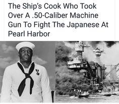 Ships cook Doris Miller.