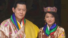 Bhutan king makes royal baby announcement. Bhutan King Jigme Khesar Namgyel Wangchuck and Queen Jetsun Pema are expecting a prince in February 2016.