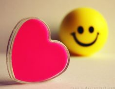 Pink heart and yellow smiley face Phone Wallpaper For Men, Smile Wallpaper, Name Wallpaper, Emoji Wallpaper, Special Wallpaper, Cute Images For Dp, Pics For Dp, Love Images, Heart Images