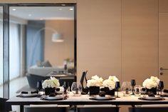 STEVE LEUNG DESIGNERS - Dining setting