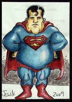 My kind of superman <3