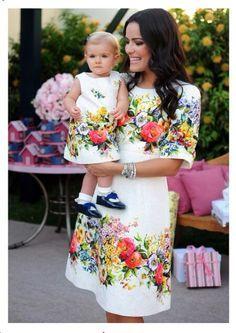 Mãe e filha lindas!!!