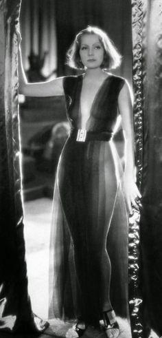 Miercóles Palomitero ...el estilo de Greta Garbo