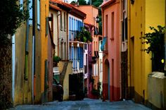 Collioure - such beautiful colors everywhere!!