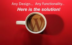 "Any Design, Any Functionality... Here is the solution!  ""WordPress is a Content Management System which is used to create websites."" Informative to Business & Personal to E-Commerce, each type of website can be easily developed in WordPress. Need a WordPress website? Here we are for you... Get a quote now! visit: https://yburis.com/wordpress-development/   #wordpress #yburis #landingpage #love"