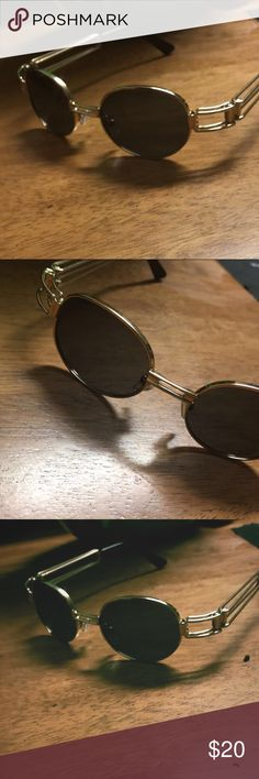 oval sunglasses(gafas) Trap,fashion,og,clasicc & Other Stories Accessories Glasses