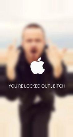 Tunear el iPhone a lo Breaking Bad.