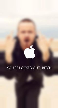 Tunear el iPhone a lo Breaking Bad.