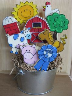Oklahoma State Fair - adorable cookie entry