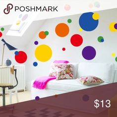 Wall decor stickers As in picture Other