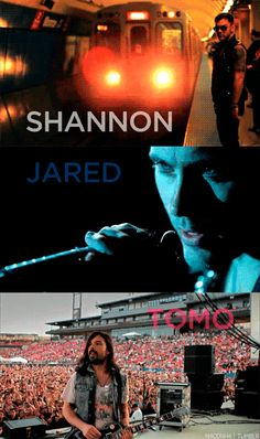 30 Seconds To Mars <3 <3 <3