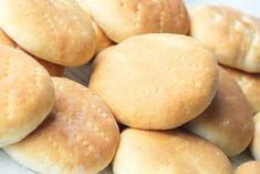 Goda och luftiga tekakor Bread Shop, Mousse, Hamburger, Biscuits, Pudding, Stockholm, Desserts, Recipes, Crack Crackers