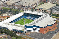 West Bromwich Albion's ground, the Hawthorns, is near the top of the table in catering for disabled fans