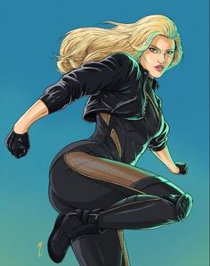 Black Canary by Matthew Lai - Black Canary by Matthew Lai Comic Book Characters, Comic Character, Comic Books Art, Female Characters, Comic Art, Dc Comics Girls, Dc Comics Art, Marvel Dc Comics, Thor Marvel
