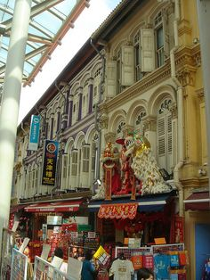 Singapore Shopping, Chinatown