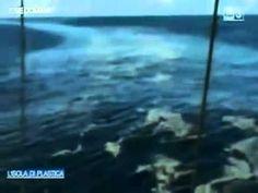 UN'ISOLA DI PLASTICA NELL'OCEANO PACIFICO!! DA VEDERE - YouTube Pacific Trash Vortex, Northern Lights, Nature, Youtube, Travel, Viajes, Naturaleza, Destinations, Nordic Lights