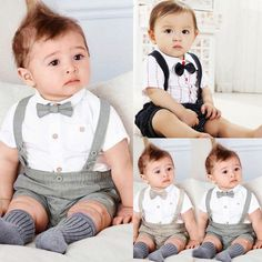 Ideas For Baby Boy Style Summer Outfits Kids Fashion Cute Little Girls Outfits, Boys Summer Outfits, Kids Outfits, Baby Birthday Dress, Baby Boy Dress, Baby First Outfit, Baby Boy Outfits, New Baby Girls, Baby Kids
