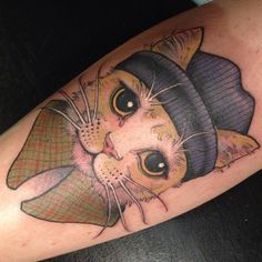 "ORIGINAL ARTE TATTOO ( original.arte.tattoo) no Instagram  ""Tattoo por    duandrad  tattoo  tattoos  gato  gatinho  gatotattoo  pussycat  kitty   kittytattoo… 0ae4528c8f"