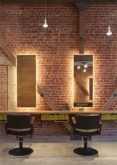 Barber Shop Design Ideas barber shop design layout hair salon design ideas hair salon ideas designs design a hair salon small salon ideas modern salon ideas Soty 2015 Grove Awards Contests Salon Today Barbershop Designbarbershop Ideasbarber