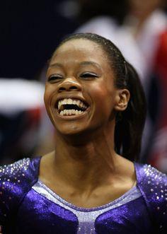 2012 Olympics - Gabby!