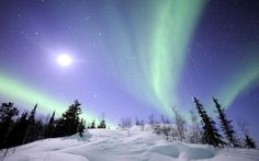 Northern Lights Wallpapers Free Group × Northern Lights