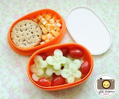 Yes, this is where I'm copying a year's worth of bento box ideas : ) bento167 by kirstenreese, via Flickr