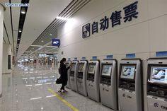 Asia's largest underground railway station opens in Shenzhen