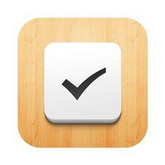 Secret App Icon for iPad