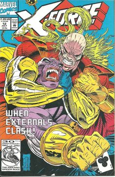 X-FORCE WHEN EXTERNALS CLASH (Marvel Graphic Novel) - oComics  Character appearances: X-Force (Cable, Domino (Vanessa, Copycat), Cannonball, Shatterstar, Warpath, Boom Boom, Siryn, Feral), Sunspot, G. W. Bridge, Weapon Prime (Rictor, Yeti (Wendigo), Tygerstryke, Weapon X (Kane), Grizzly), Crule, Gideon   Read Now: http://ocomics.com/product-category/comics/marvel/  #marvel #comics #online #ocomics #xmen