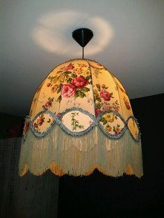 Lamp shade-love it