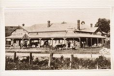 Old Spot Hotel 1920