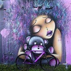 (Virginie Masson) Una representación artistica con la mejor paleta de colores en…