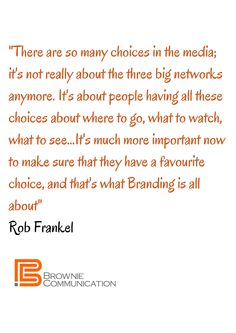 Be the public's favourite choice #branding