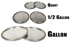Paint can lid dobro CBG with video