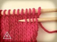 How to undo rows without missing stitches? by We Are Knitters Term Knitting / Stitches Kollabora