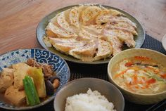 COOKING ROOM 401  羽根つき餃子、肉豆腐、サンラータン