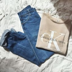 Calvin Klein For UO Sweatshirt - Urban Outfitters