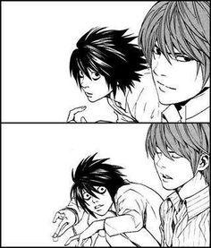 Death Note デスノート, Death Note Fanart, Otaku Anime, Anime Manga, Me Me Me Anime, Anime Guys, Amane Misa, L Wallpaper, Nate River