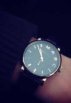 Marc by Marc Jacobs 'Baker' Watch <3