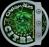 oakham citra - A light refreshing beer with pungent grapefruit, lychee and gooseberry aromas leading to a dry, bitter finish.