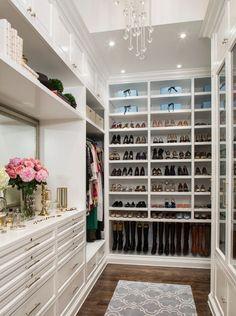 New Begehbarer Kleiderschrank planen Ankleidezimmer schick einrichten Wohnen Pinterest Schmuck