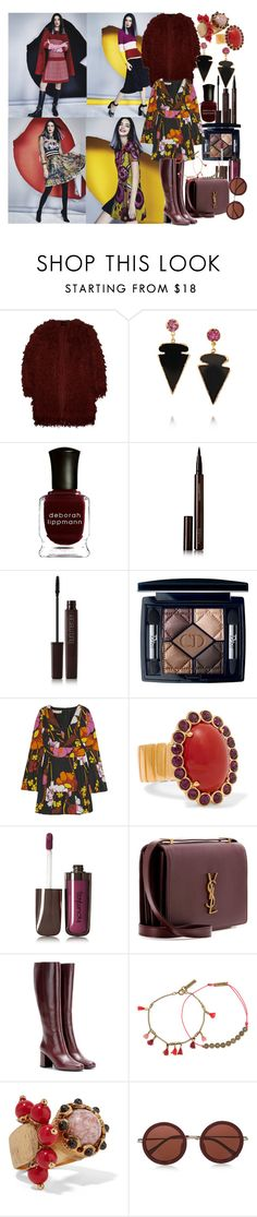 """There are are stars you haven't seen and loves you haven't loved, there's light you haven felt  and sunrises yet to dawn"" by brownish ❤ liked on Polyvore featuring Isabel Marant, Dara Ettinger, Deborah Lippmann, Hourglass Cosmetics, Laura Mercier, Christian Dior, Marni, Miu Miu, Yves Saint Laurent and Etro"