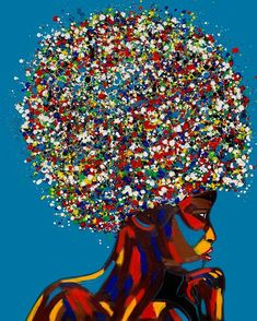 #homeliving #homedcor #walldcor Canvas Art Prints, Framed Prints, Bohemian Wall Decor, African American Art, Creative Studio, Black Art, Large Prints, Digital Prints, Pop Art
