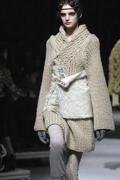 Zucca Outono/ Inverno 2007, Womenswear - Desfiles (#105)